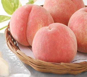 ふくしまの桃その時期の旬の桃をお届け