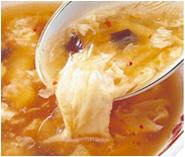 気仙沼名産ふかひれ濃縮スープの写真