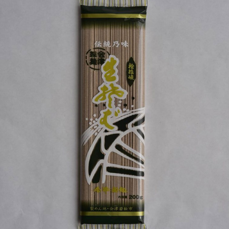 会津製麺桧枝岐そばの写真