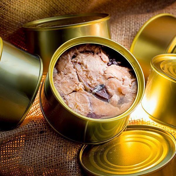金華サバの凄い鯖缶の写真