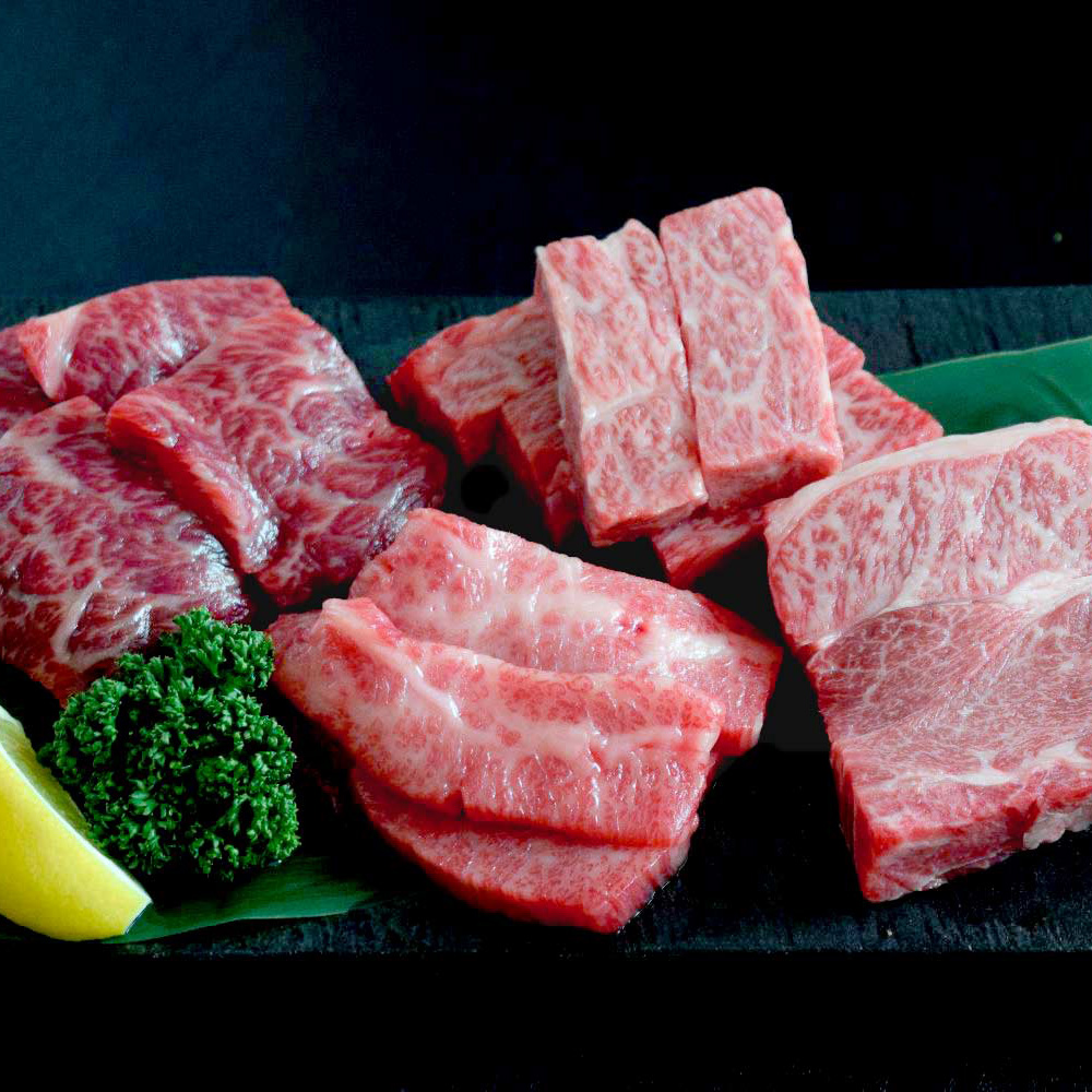 仙台牛の希少部位の写真
