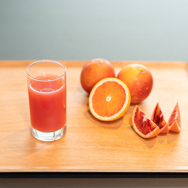 ブラッドオレンジの写真