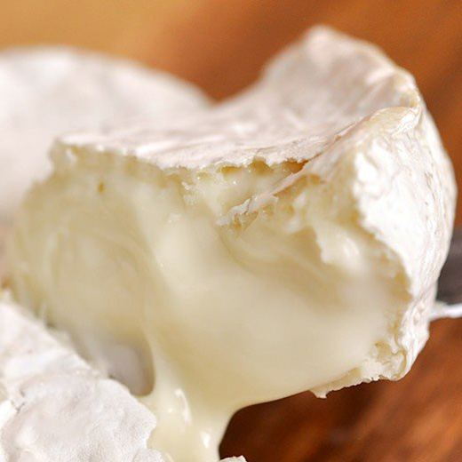 カマンベールチーズの写真