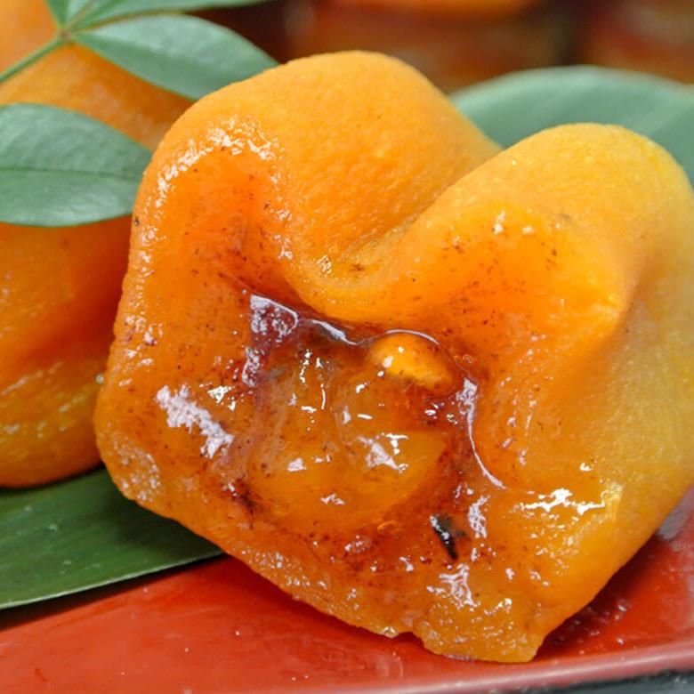 伊達のあんぽ柿の写真
