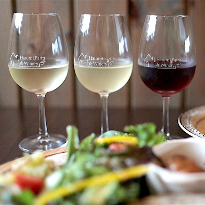 日本ワインの写真
