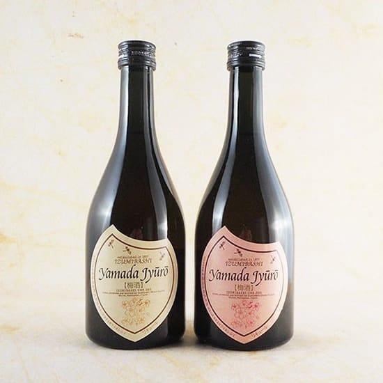 泉橋酒造の梅酒の写真