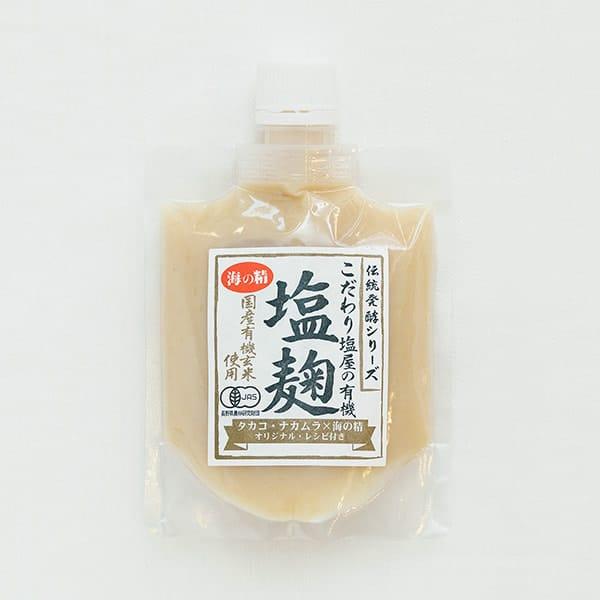 万能調味料「塩麹」の写真