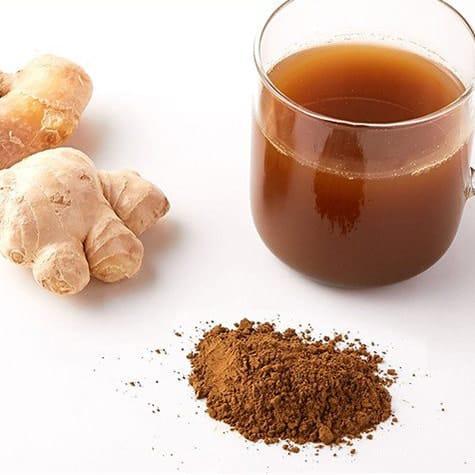 生姜紅茶パウダーの写真
