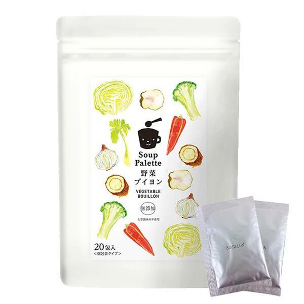 無添加野菜ブイヨンの写真