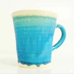 たまきがま マグカップ、ビアマグの写真