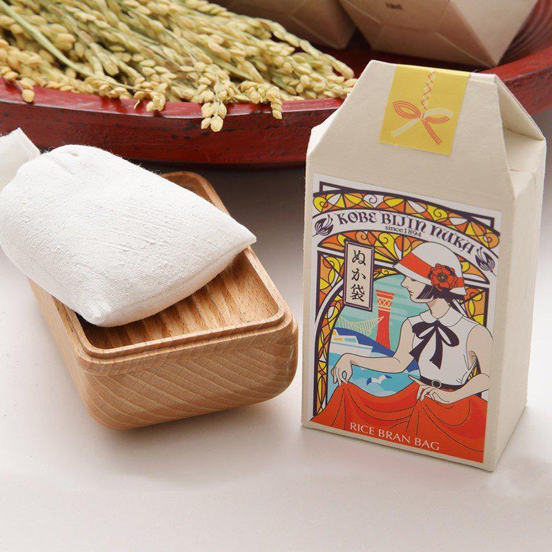 神戸美人ぬか袋の写真
