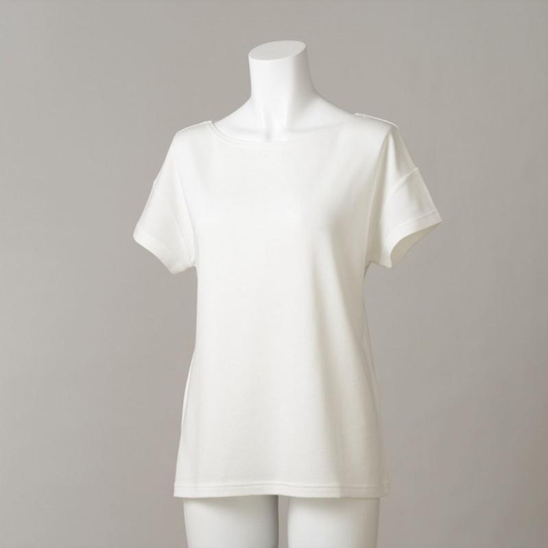 竹100%Tシャツの写真