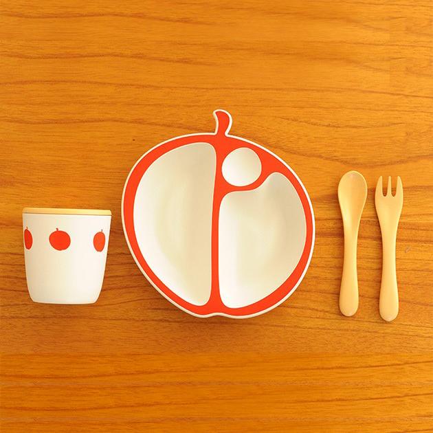 ベビー食器セットの写真