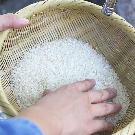 3合用米とぎざるの写真