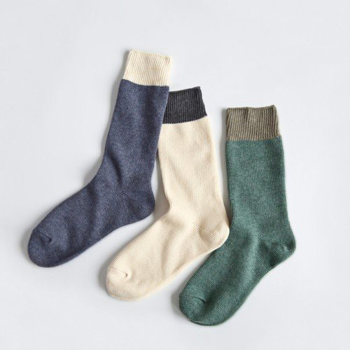 日本製 靴下の写真