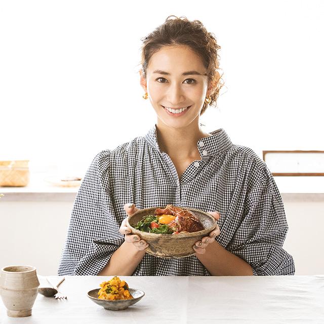 神山まりあさんの、ほんわか幸せレシピ【酒粕で時短レシピ】