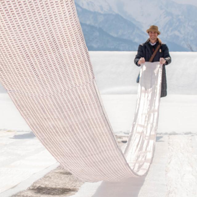 豪雪地帯の恵み、知恵を味わう南魚沼2日間〜新鮮な雪解け水、米、発酵を巡る旅〜
