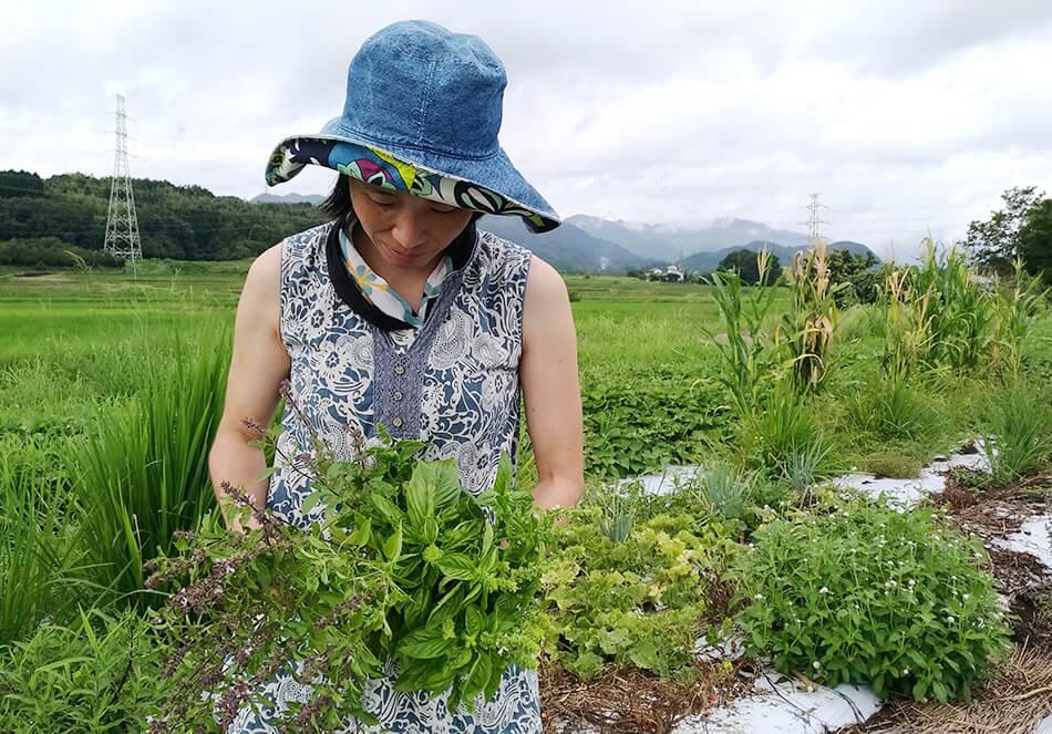 深瀬雅子さんが伝える「サステナブルな農業」の本当の意味