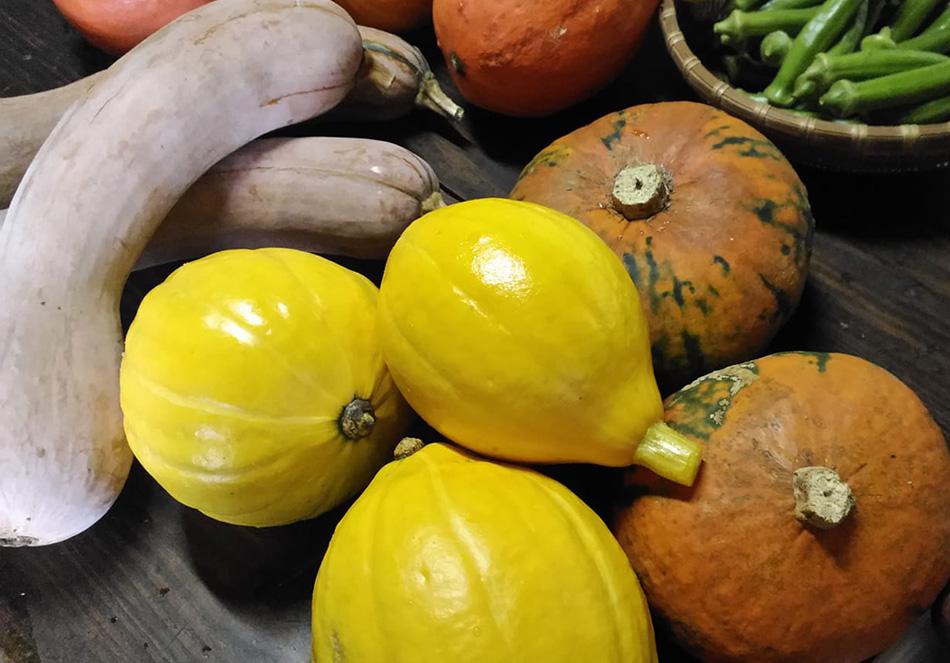 有機農家流 シンプル料理 3選。の写真