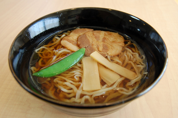 スープが選べる佐野ラーメン