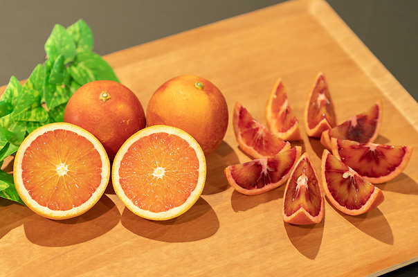 愛媛・宇和島市の超高級オレンジ