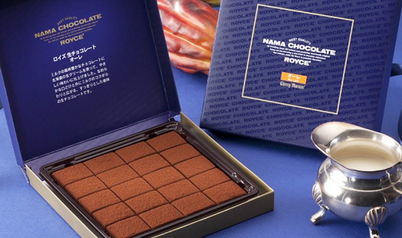 ロイズ 生チョコレートオーレ