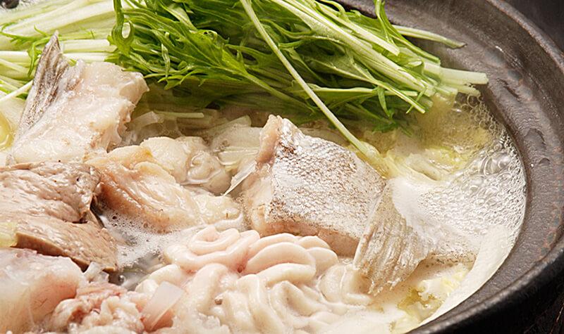 北海道 真鱈鍋