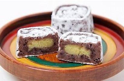 お菓子のみずま「ひょうたん最中と塩まん」和菓子セット