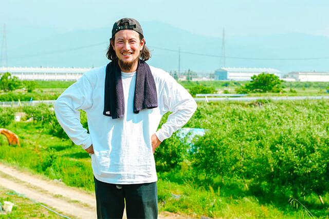 畑の半分、収入の8割が流された 長野県·豊野地区で持続可能なリンゴ栽培を目指す