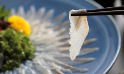 浜松名物、ウナギの刺身