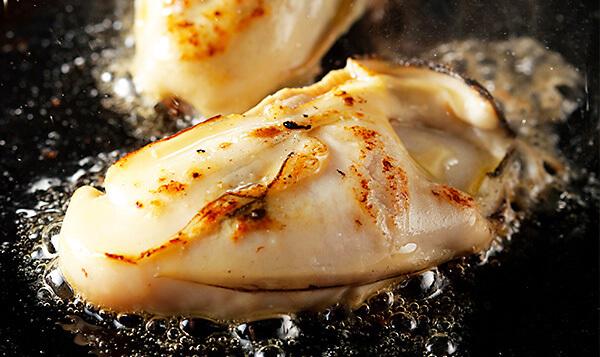 知内産 ジャンボむき身牡蠣