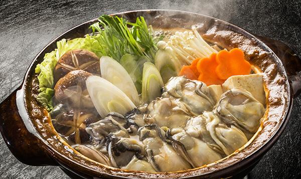 厳選特大サイズ 牡蠣鍋セット