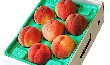 伊藤さんが選ぶ「旬の桃」