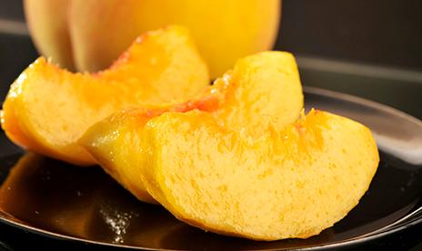 阿部さんの「太陽黄金桃」
