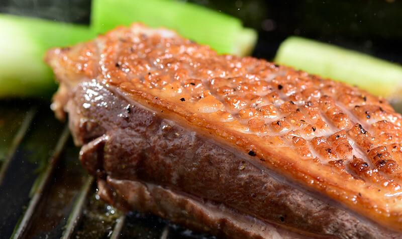 バルバリー種フランス鴨のロース肉