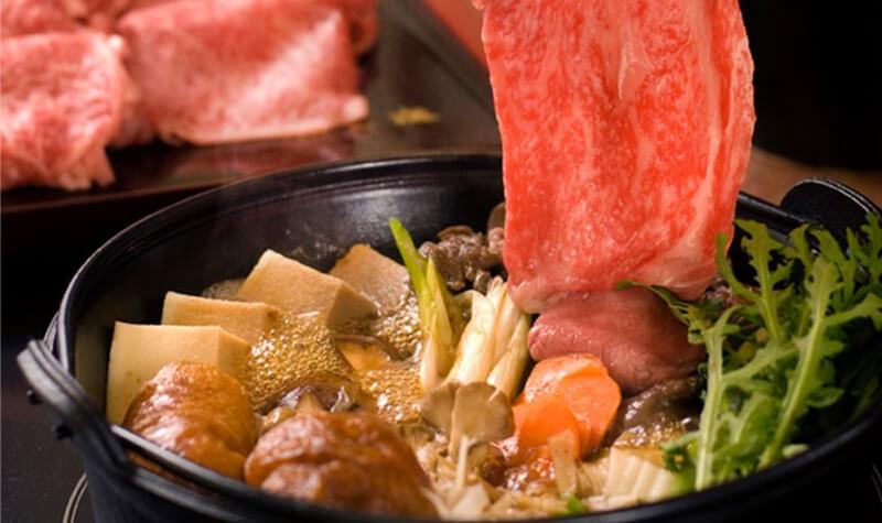 熟成肉すき焼き家族団らんセット