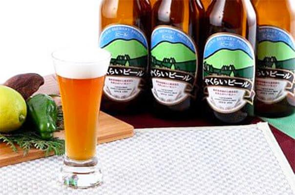 宮城の地ビール3種