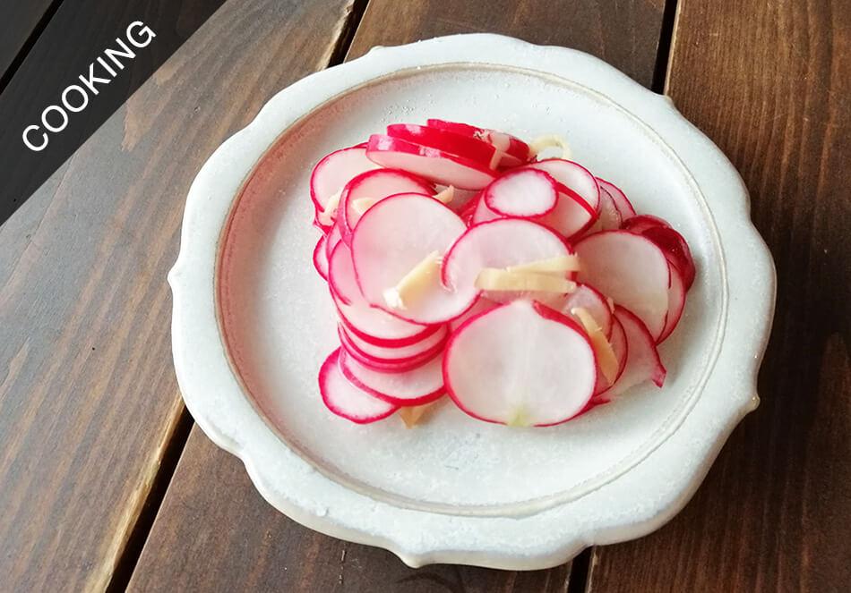 有機農家さんに学ぶ秋の簡単副菜ナスやラディッシュのレシピ3品