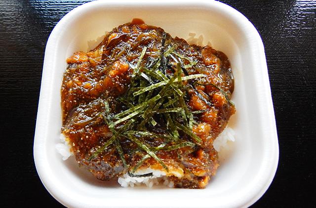 写真:海鮮あんかけ丼