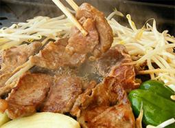 ジンギスカン(北海道)