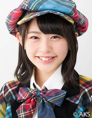 AKB48 Team 8 濵 咲友菜