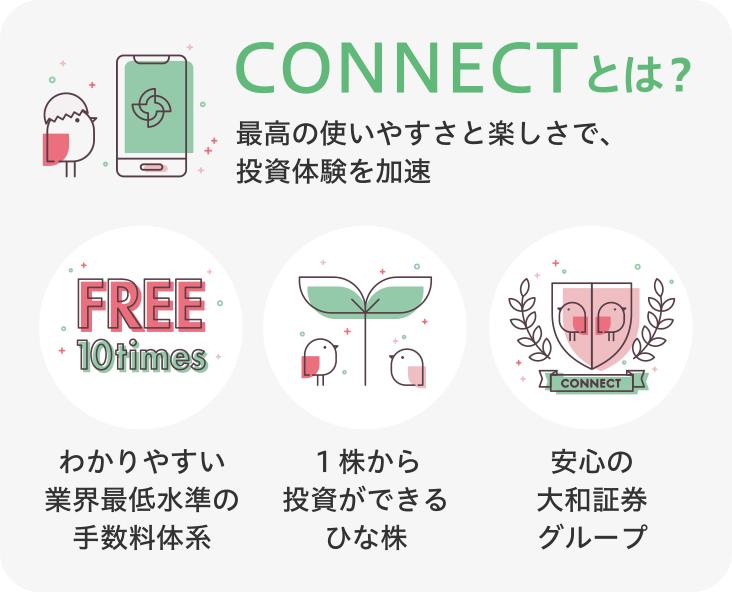 CONNECTとは?