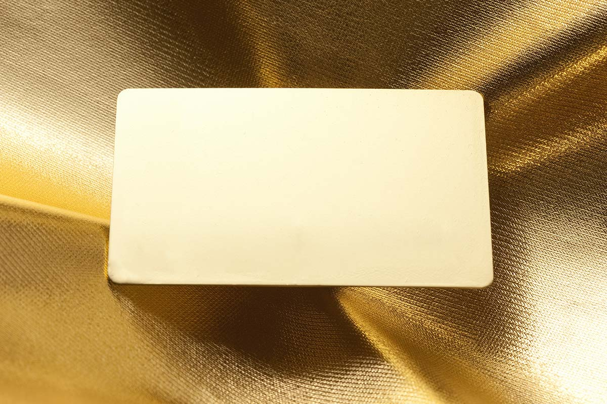 ゴールドカードの画像