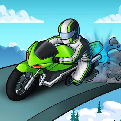 バイクレーシング2