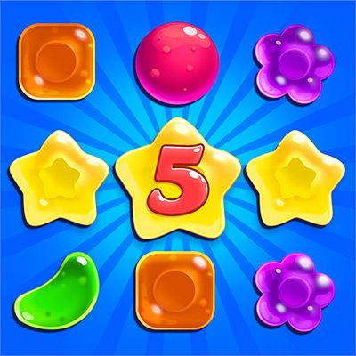 キャンディレイン5