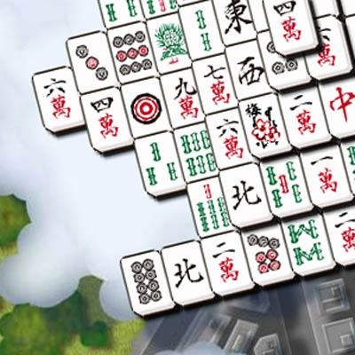 上海タワーパズル
