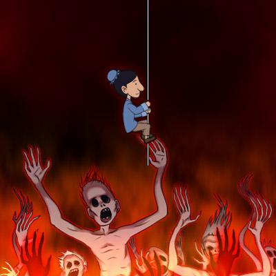 地獄の杜子春