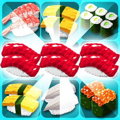 寿司食いねぇ~パズル