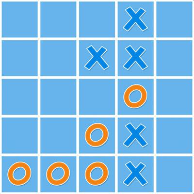 三目並べ HTML5
