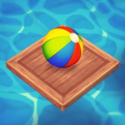 ボンクビーチボール